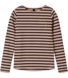 Longsleeve Stripes Little 10days Longsleeve Stripes sand