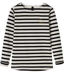 Little 10days Longsleeve Stripes Little 10days Longsleeve Stripes ecru