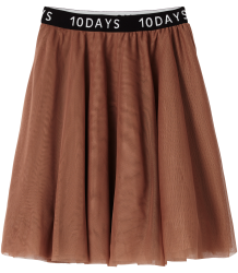 Little 10days Tulle Skirt Little 10days Tulle Skirt hazel