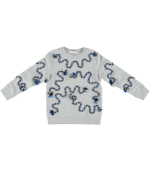 Stella McCartney Kids Betty Sweatshirt TAPE Stella McCartney Kids Betty Sweatshirt TAPE