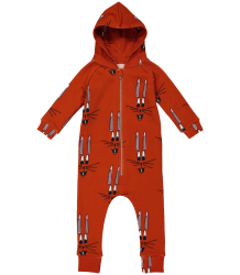 Hugo Loves Tiki Jumpsuit RED BUNNY Hugo Loves Tiki Jumpsuit RED BUNNY