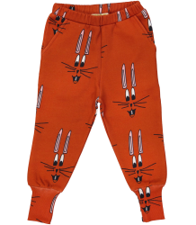 Hugo Loves Tiki Sweat Pants RED BUNNY Hugo Loves Tiki Sweat Pants RED BUNNY