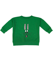 Hugo Loves Tiki WiWide Sweat Shirt BUNNY Hugo Loves Tiki Wide Sweat Shirt BUNNY