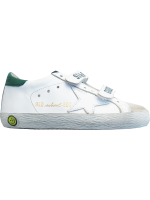 Golden Goose Superstar OLD SCHOOL white-green Golden Goose Superstar OLD SCHOOL green