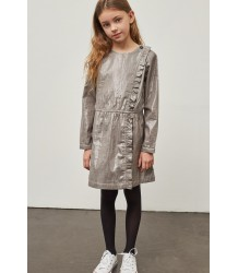 PG Celia LL Dress Polder Girl PG Celia LL Dress silver grey