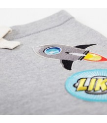 bij Kiki Iron-on Patch ROCKET bij Kiki Iron-on Patch ROCKET