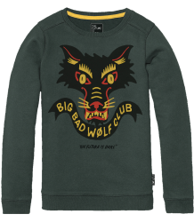 The Future is Ours Bad Wolf Sweatshirt The Future is Ours Bad Wolf Sweatshirt