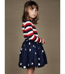 Mini Rodini DOT Woven Skirt Mini Rodini DOT Woven Skirt blue