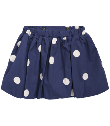 Mini Rodini DOT Woven Skirt Mini Rodini DOT Woven Skirt blue