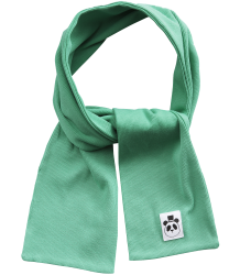 Mini Rodini Solid Rib Scarf Mini Rodini Solid Rib Scarf green