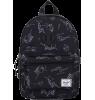 Herschel Heritage Backpack Kid Herschel Heritage Backpack Kid saltwater black
