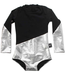 Nununu ½ & ½ Long Sleeved Swimsuit Nununu Sleeved Swimsuit