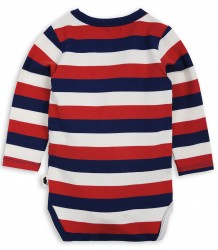 Mini Rodini BLOCKSTRIPE LS Body Multi Mini Rodini BLOCKSTRIPE LS Body Multi