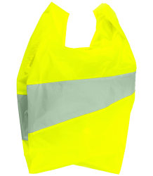 Susan Bijl  The New Shoppingbag Susan Bijl The New Shoppingbag Flue Yellow Fien