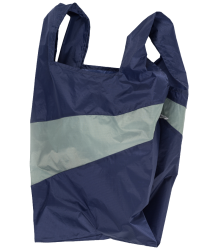 Susan Bijl  The New Shoppingbag Susan Bijl The New Shoppingbag blue grey