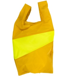 Susan Bijl  The New Shoppingbag Susan Bijl The New Shoppingbag Helio Flue yellow