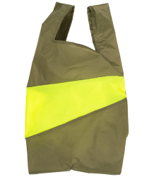 Susan Bijl  The New Shoppingbag Susan Bijl The New Shoppingbag tetra fluo yellow