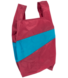 Susan Bijl  The New Shoppingbag Susan Bijl The New Shoppingbag Hans Aqua