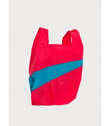 Susan Bijl  The New Shoppingbag Susan Bijl The New Shoppingbag red aqua
