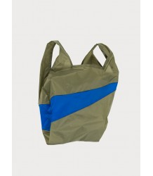 Susan Bijl  The New Shoppingbag Susan Bijl The New Shoppingbag Tetra Blue
