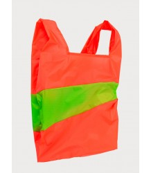 Susan Bijl  The New Shoppingbag Susan Bijl The New Shoppingbag Rhodo Fluo Green