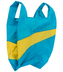 Susan Bijl  The New Shoppingbag Susan Bijl The New Shoppingbag Aqua Helio