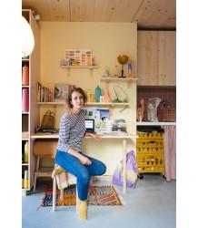 Susan Bijl  The New Shoppingbag Susan Bijl The New Shoppingbag Lilac  Cees