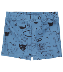 Soft Gallery Don Swim Trunk QUIRKY aop Soft Gallery Don Swim Trunk QUIRKY aop