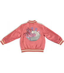 Stella McCartney Kids Willow REVERSIBLE Bomber Jacket Stella McCartney Kids Willow Reversibel Bomber Jacket APPLIQUE