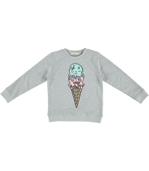 Stella McCartney Kids Betty Sweatshirt ICECREAM Stella McCartney Kids Betty Sweatshirt ICECREAM