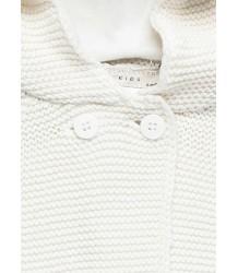 Stella McCartney Kids Smudge Baby Wrap Cardigan EARS Stella McCartney Kids Smudge Baby Wikkel Vest OORTJES