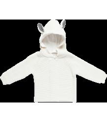 Stella McCartney Kids Smudge Baby Wrap Cardigan EARS Stella McCartney Kids Smudge Wrap Vestje