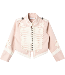 Stella McCartney Kids Will Military Jacket GIRL Stella McCartney Kids Will Military Jacket GIRL rose