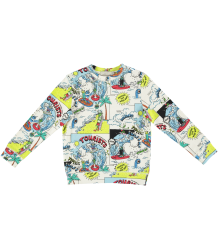 Stella McCartney Kids Biz Sweater TOURIST Stella McCartney Kids Biz Sweater TOURIST