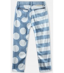 Stella McCartney Kids Lohan Boyfriend Jeans STRIPES & DOTS Stella McCartney Kids Lohan Boyfriend Jeans STRIPES & DOTS