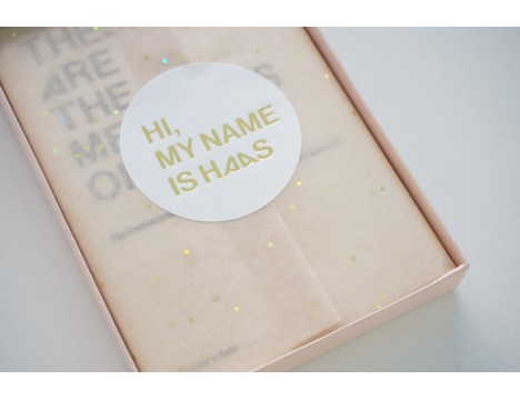 H A A S Mama & Baby Cards