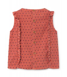 Bobo Choses SUN Ruffles Shirt Bobo Choses SUN Ruffles Shirt