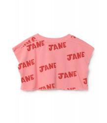 Bobo Choses JANE Cropped Sweatshirt Bobo Choses JANE Cropped Sweatshirt