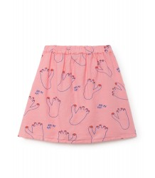 Bobo Choses FOOTPRINT Pockets Skirt Bobo Choses FOOTPRINT Pockets Skirt
