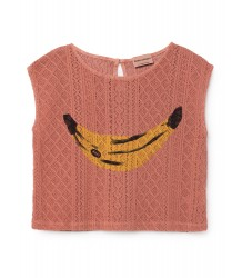 Bobo Choses BANANA Sleeveless Shirt Bobo Choses BANANA Sleeveless Shirt