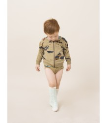Bobo Choses GOMBE Zipped Sweatshirt Bobo Choses GOMBE Zipped Sweatshirt
