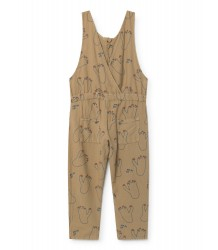 Bobo Choses FOOTPRINT Baggy Jumpsuit Bobo Choses FOOTPRINT Baggy Jumpsuit