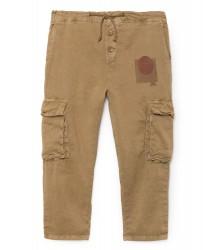 Bobo Choses KNOW Cargo Linen Pants Bobo Choses KNOW Cargo Linen Pants