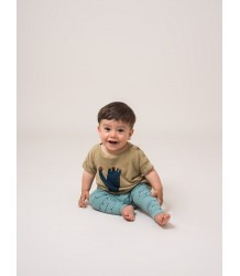 Bobo Choses FOOTPRINT SS T-shirt Bobo Choses FOOTPRINT SS T-shirt