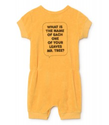Bobo Choses WHAT Playsuit Bobo Choses WHAT Playsuit
