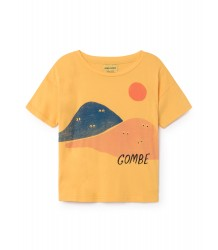 Bobo Choses MOUNTAINS SS T-shirt Bobo Choses MOUNTAINS SS T-shirt
