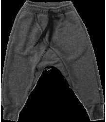 Nununu Raw Sweatpants Nununu Raw Sweatpants charcoal melange