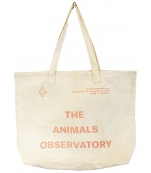 The Animals Observatory Tote Bag TAO The Animals Observatory Tote Bag TAO pink