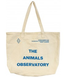 The Animals Observatory Tote Bag TAO The Animals Observatory Tote Bag TAO blue