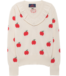 The Animals Observatory Horsefly Kids Sweater APPLE The Animals Observatory Horsefly Kids Sweater APPLE